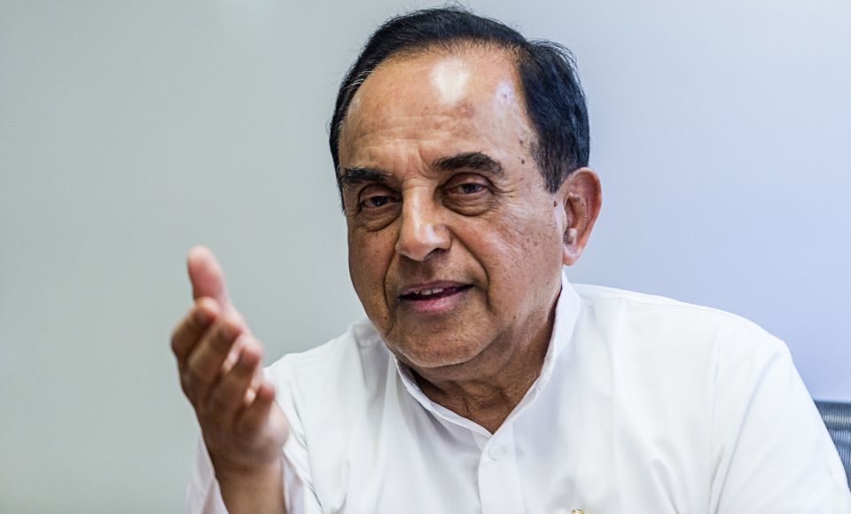 Image result for subramanian swamy