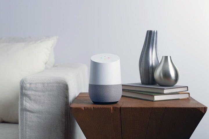 Le Google Home est une enceinte faite pour les partisans de Google