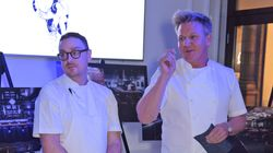 Gordon Ramsay Under Fire Again For 'White Geisha' Drink At 'Authentic Asian'