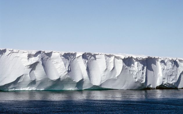 The Ross Ice Shelf is melting 10 times faster than the average ice shelf, said researchers who have been...
