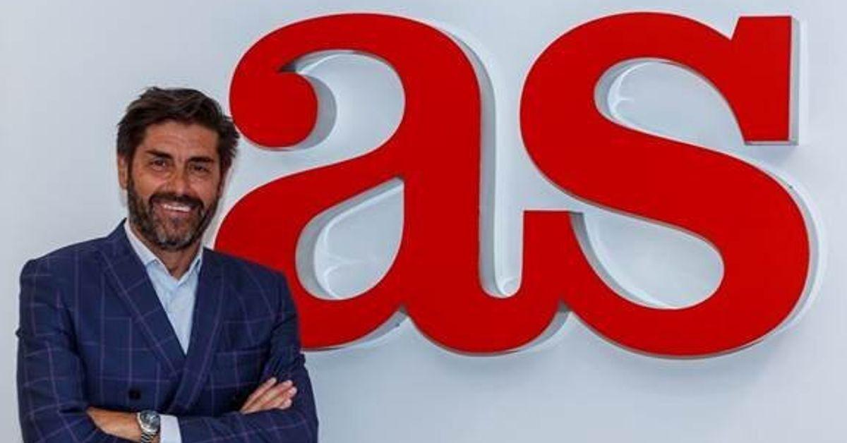 Vicente Jiménez, nuevo director de AS