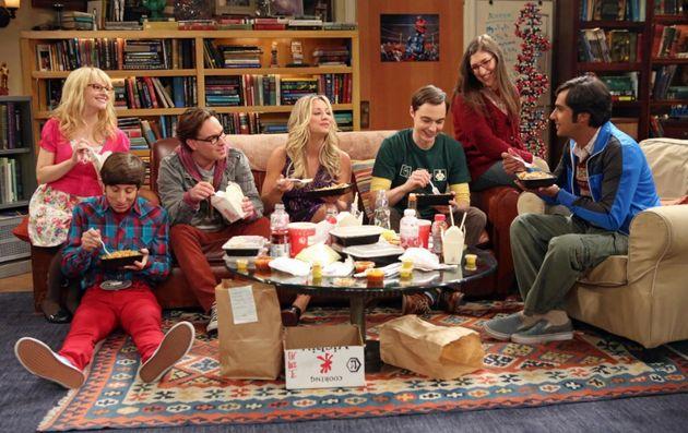 'The Big Bang Theory' deja una foto para la historia: la razón es más que