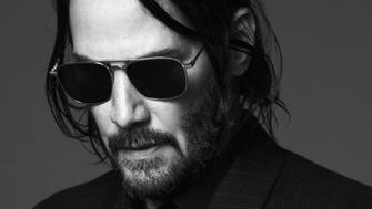 Keanu Reeves Saint Laurent