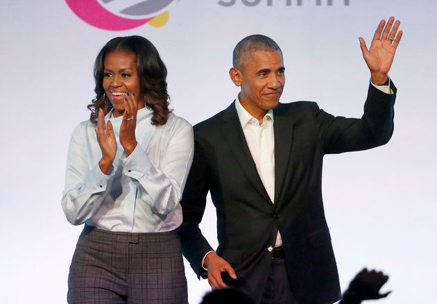 Barack And Michelle Obama Announce First Slate Of Netflix Projects