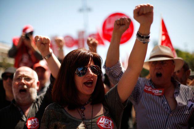 Primero de Mayo: un clamor popular para exigir políticas