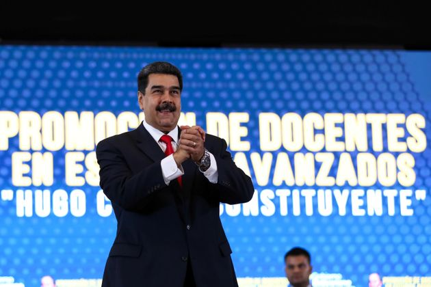 President Nicolas Maduro has clung to power amid growing unrest and economic