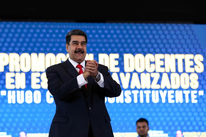 President Nicolas Maduro has clung to power amid growing unrest and economic crisis.