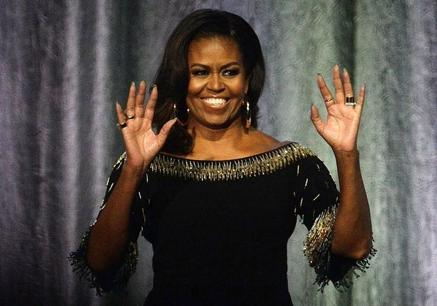 Michelle recently became a best-selling author, when her autobiography sold over 10 million