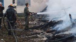 Ουκρανία: Πυρκαγιά σε πυρηνικό σταθμό στο
