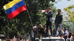 Lo que sabemos hasta ahora de la ofensiva de Guaidó contra