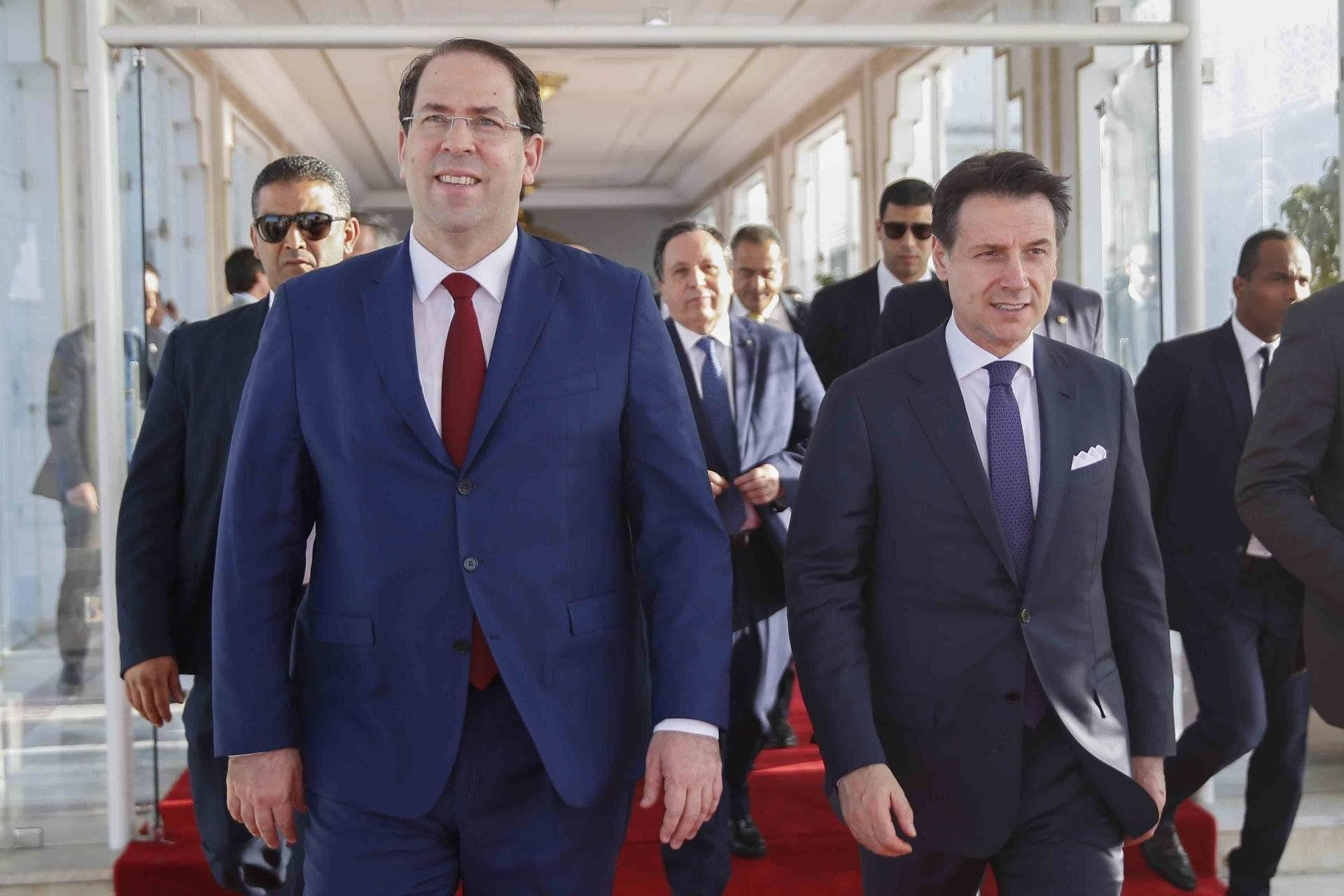 Tunisie - Italie: 7 accords signés, une coopération