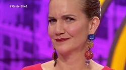 La cara de Samantha en 'MasterChef' por lo que todo el mundo ha visto en plena prueba: no se lo