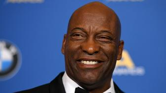 Director John Singleton attends the press room at the 2018 DGA Awards at the Beverly Hilton, on February 3, 2018, in Beverly Hills, California. / AFP PHOTO / ROBYN BECK        (Photo credit should read ROBYN BECK/AFP/Getty Images)