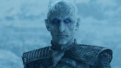 This 'Game Of Thrones' 'Alternate Ending' Photo Shows The Night King's Softer