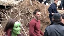 Chris Pratt's 'Illegal' Video Of 'Avengers: Endgame' Set Is A