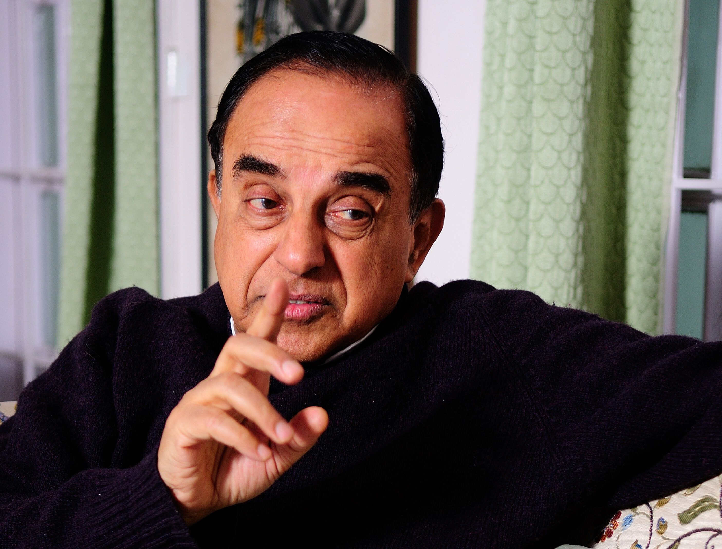Subramaniam Swamy Credits Election Results To Hindutva Wave, Not Modi