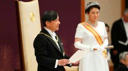 Japan's Emperor Naruhito Ascends The Chrysanthemum