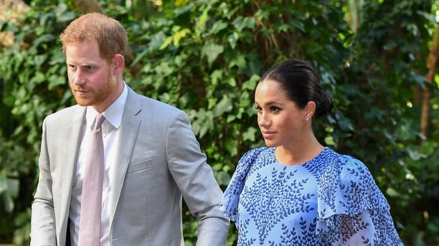 Did The Palace Just Hint About Meghan Markle And Prince Harry's New Baby's