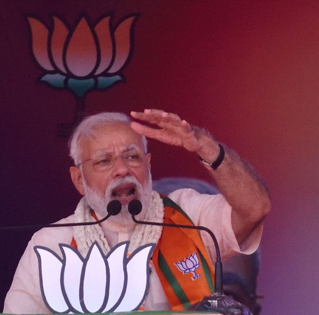 Modi Gets EC Clean Chit For Wardha Speech Referring To Rahul's Wayanad