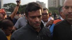 Leopoldo López se refugia en la Embajada de España tras abandonar la de