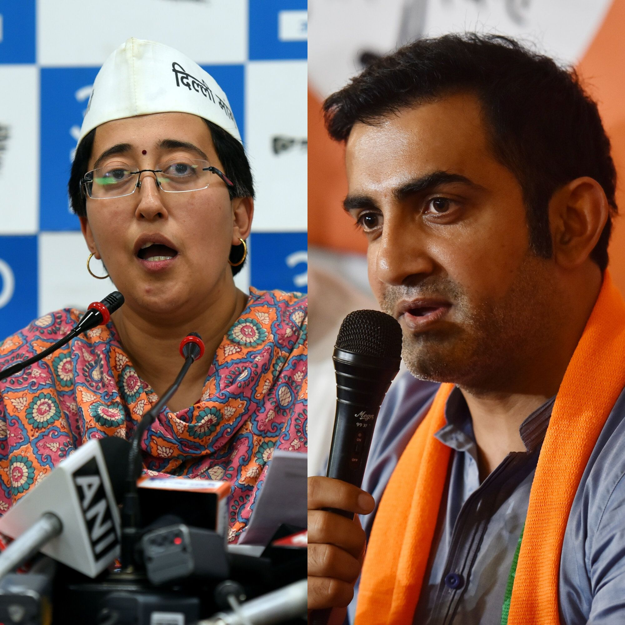 Debate, Voter Ids And Now A Pamphlet: The Atishi Vs Gautam Gambhir Battle Is Really