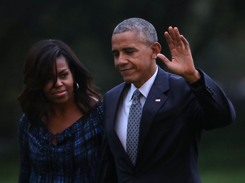 Μπαράκ και Μισέλ Ομπάμα ετοιμάζουν σειρά στο Netflix για τον Ντόναλντ