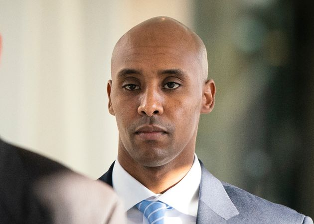 Mohamed Noor claimed he acted in