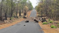 15 Security Personnel, Driver Killed In Maoist Attack In