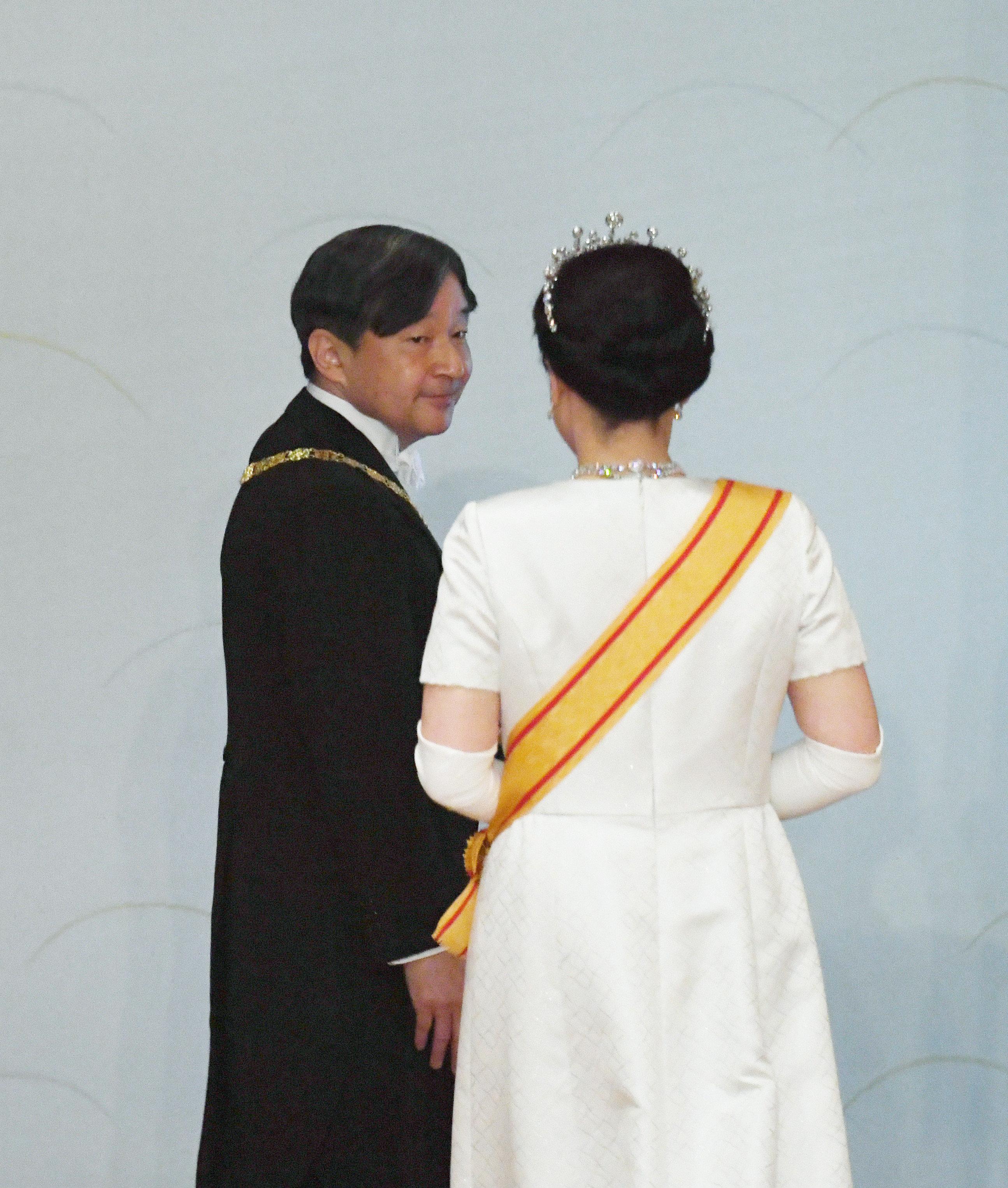 「令和元年」新天皇即位の1日を写真で振り返ると…