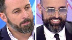 Risto Mejide, de 'Todo es mentira', responde a Santiago Abascal: