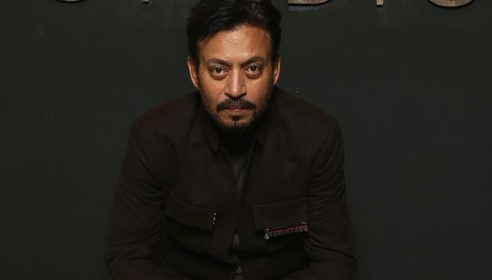 The Resurrection of Irrfan