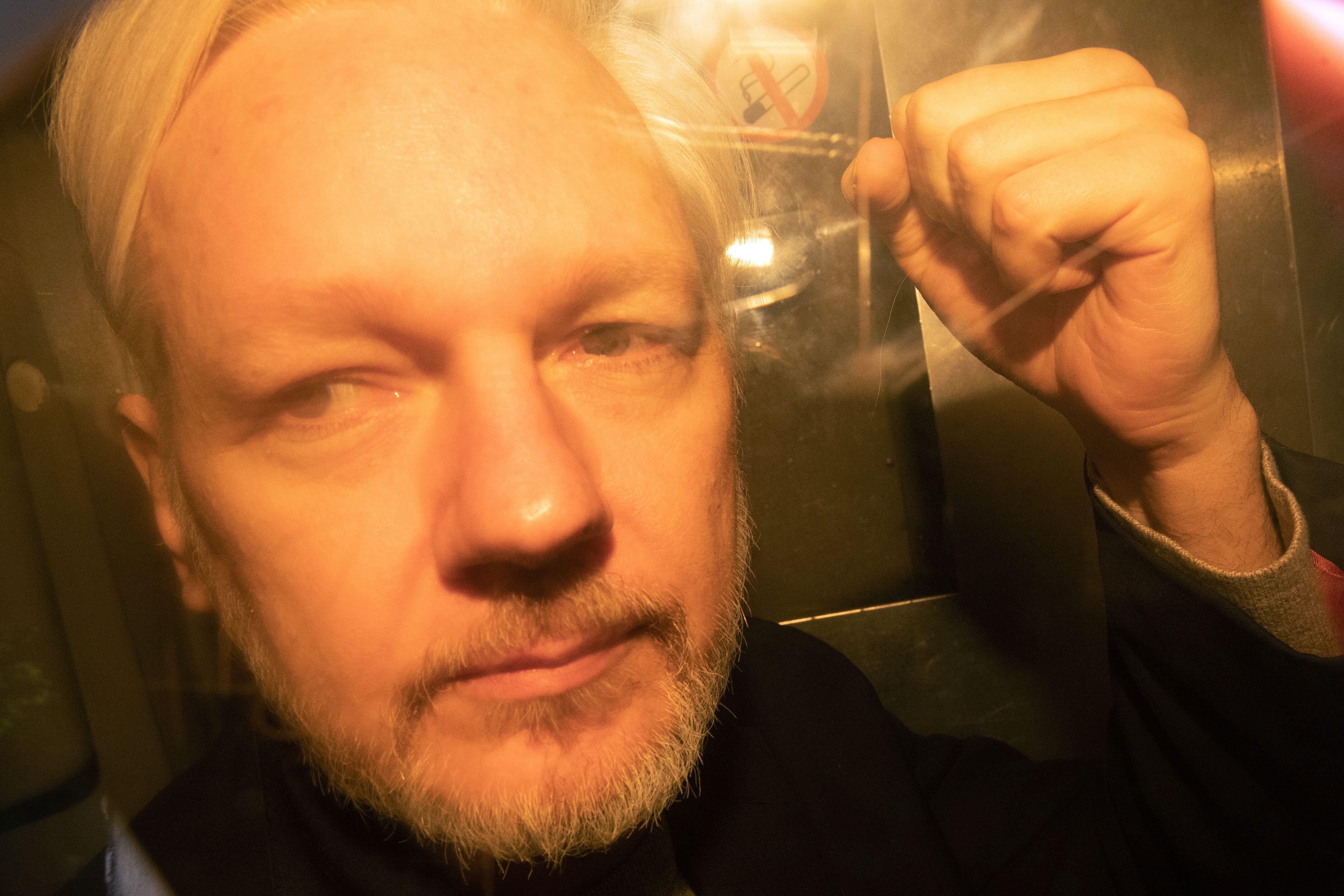 Julian Assange Sentenced To 50 Weeks In Jail For Breaching