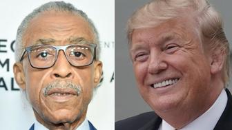 Sharpton and Trump