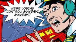 Mayday= Πρωτομαγιά, ως διεθνές σήμα