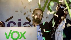 El número 1 de Vox en Benidorm estuvo en las listas del partido neonazi Democracia