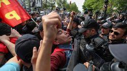 Τουρκία: 80 άνθρωποι συνελήφθησαν στην πλατεία Ταξίμ σε διαδήλωση για την