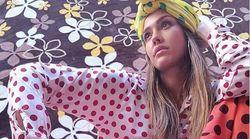 À Marrakech, Jessica Alba prend la pose pour Hassan