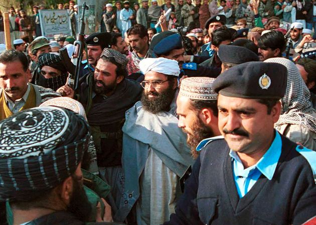 JeM Chief Masood Azhar Designated As Global Terrorist By