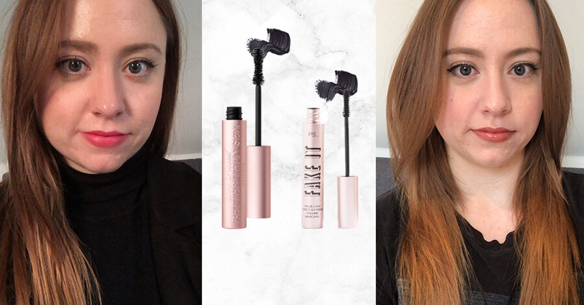 6a3c03e36a2 How Does Primark's Dupe Of Too Faced's Better Than Sex Mascara Measure Up  To The Real Thing? | HuffPost Life
