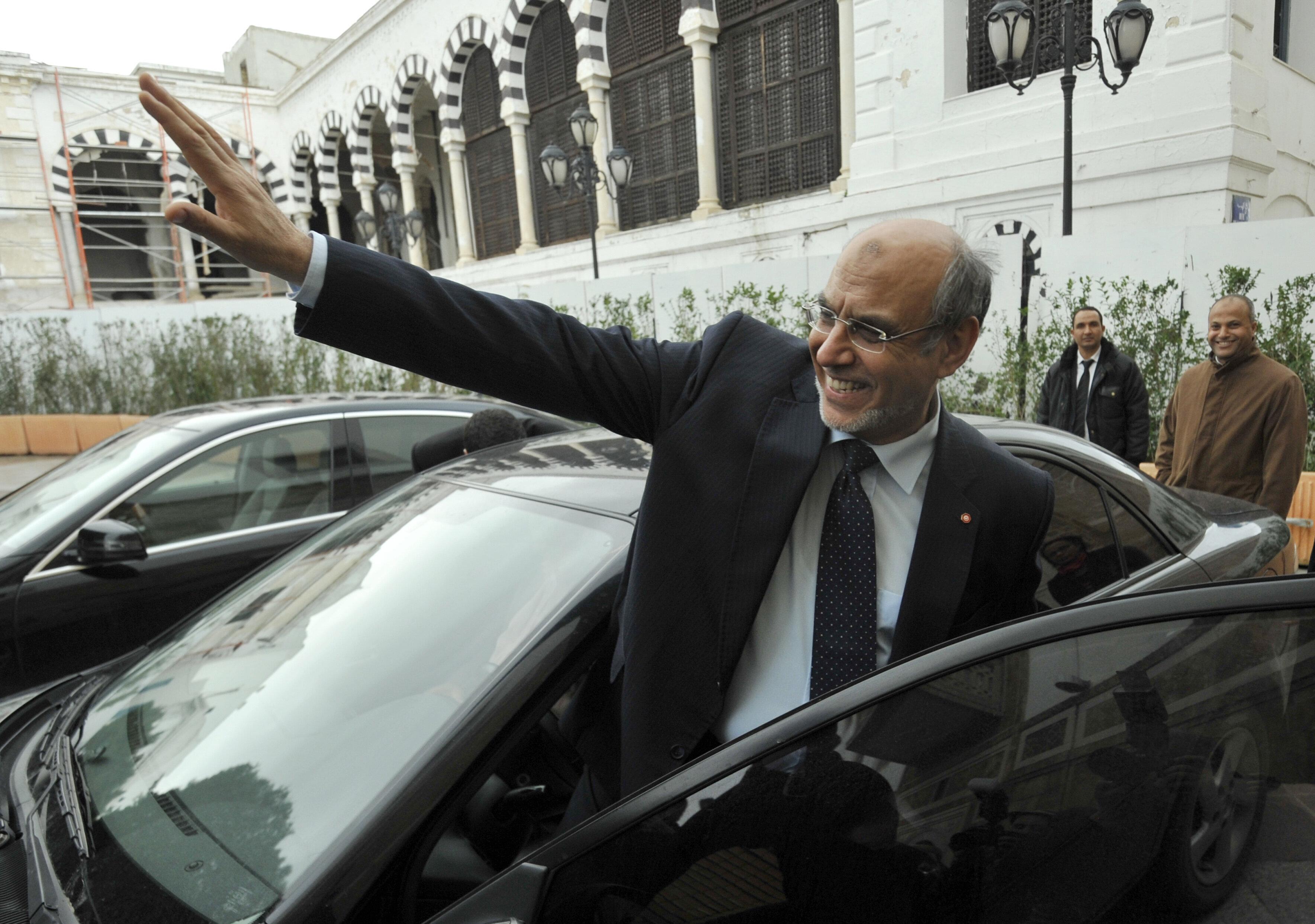 L'ancien chef du gouvernement Hamadi Jebali se présentera en tant qu'indépendant à la prochaine