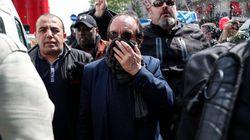 Évacué du cortège du 1er mai, Martinez accuse la police d'avoir