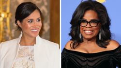 Oprah Is Getting Harry And Meghan's Royal Baby The Most Amazing