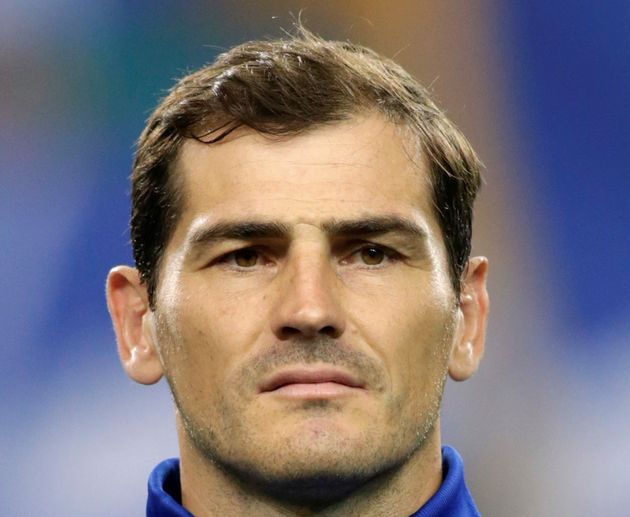 Iker Casillas victime d'un