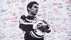 As emocionantes homenagens a Ayrton Senna, 25 anos após a morte