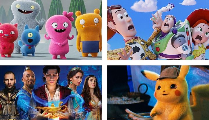 <p>The 2019 summer movie season has blockbuster Disney remakes, international intrigue, and toys galore. With so many family-friendly options, find out what to see -- and what to skip. </p>