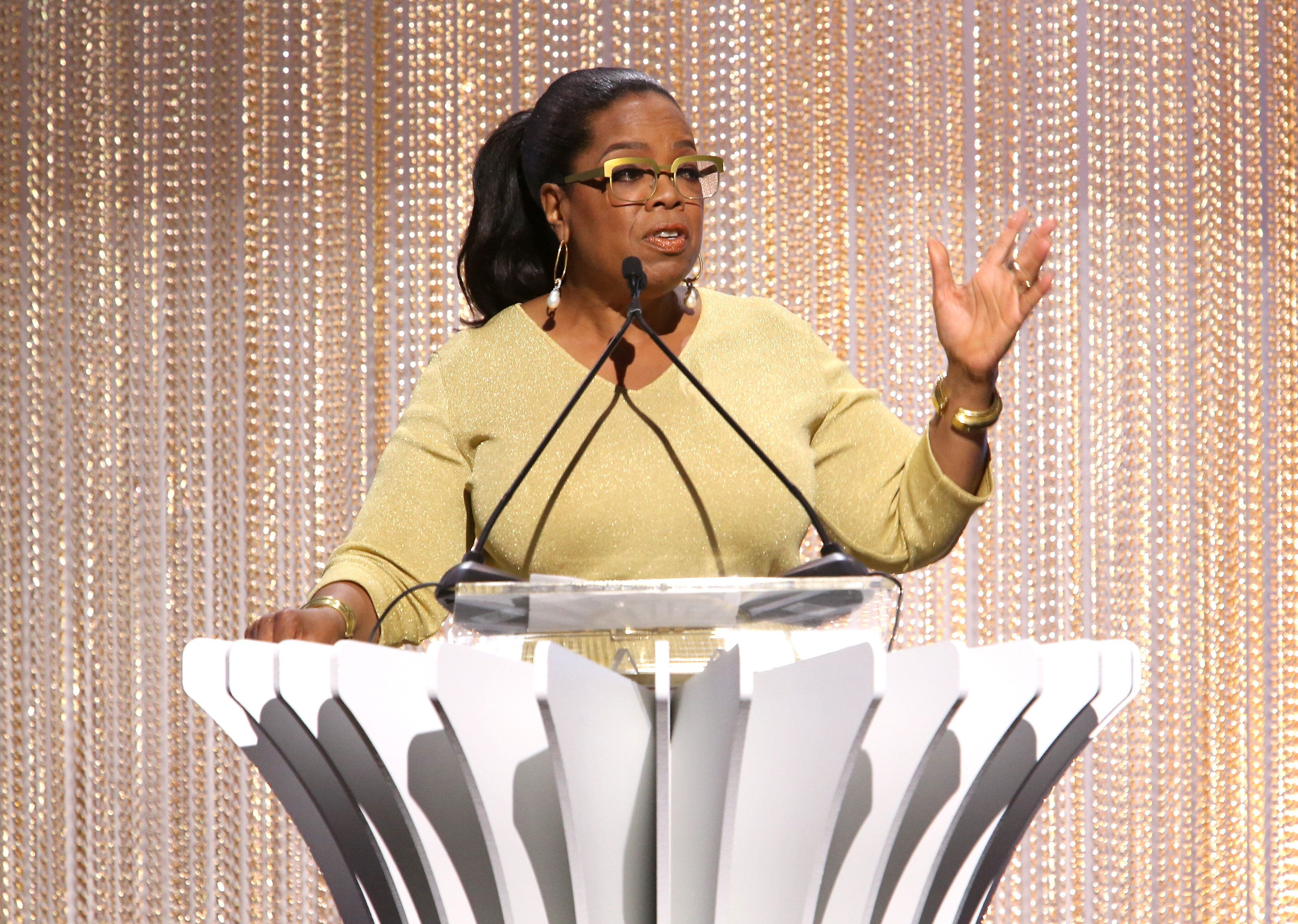 Oprah Reflects On Fighting For Equal Pay: 'I Knew My