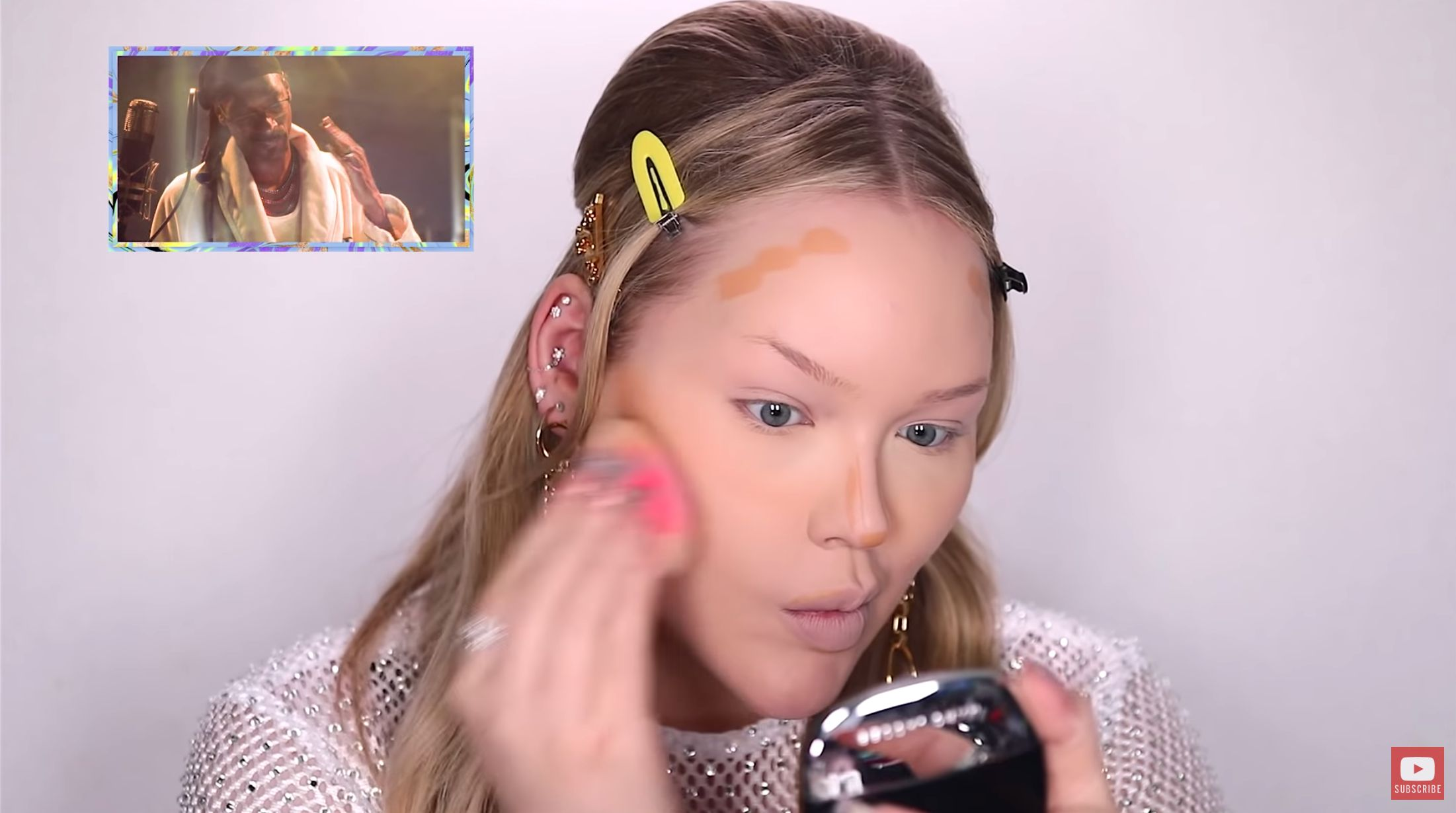 Snoop Dogg Narrates The Only Makeup Tutorial You Ever Need To See