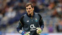 Casillas, en Instagram, tras su infarto: