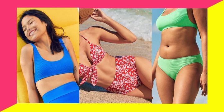 7d37cfd1b75f2 Aerie's Swim Section Is A Gold Mine For Cheap, Cute Swimsuits ...