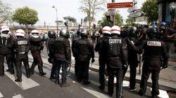 Des syndicats dénoncent le dispositif sécuritaire de la police dans le cortège parisien du 1er